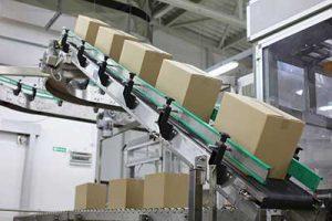 Industrial Conveyor System Installation