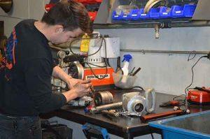 Industrial Pneumatic Tool Repair